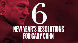 Six New Year's Resolutions for Gary Cohn