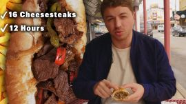 16 Philadelphia Cheesesteaks in 12 Hours. Which Is the Best?