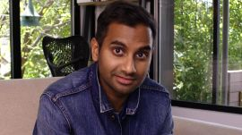 Aziz Ansari Talks Met Gala, Kanye West, and Learning to Speak Italian