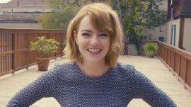 Emma Stone Reveals Her Perfect Britney Spears Impression, and the Truth About Ryan Gosling