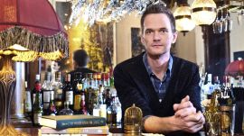 Neil Patrick Harris Raps a Song From Hamilton, Reveals His Favorite Ice Cream, and Gives a Tour of His Home