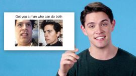 Casey Cott Reviews Riverdale Memes