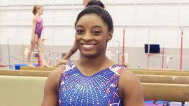 Simone Biles Talks Breakfast on the Beach With Zac Efron, Gold Medals, and Paparazzi