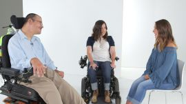 These Three Strangers Discuss Life With Cerebral Palsy