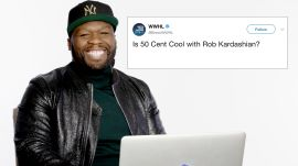 50 Cent Goes Undercover on Reddit, Twitter & Instagram