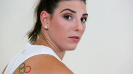 U.S. Women's Hockey Star Hilary Knight Fought For Women's Equality—and Won