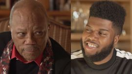 Watch Khalid Meet Quincy Jones and Have an Epic Conversation