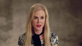 Nicole Kidman on Taking Everything Personally