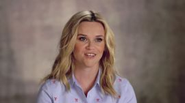 Reese Witherspoon on How She Stays Motivated