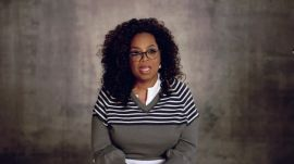 Oprah Winfrey on Her New Goal Here on Earth
