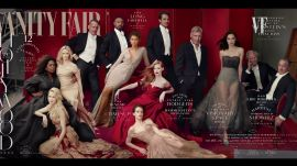 Behind the Scenes of Vanity Fair's 2018 Hollywood Issue