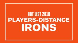 Best New Players-Distance Irons 2018