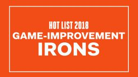 Best New Game-Improvement Irons 2018