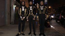 Getting Ready for the Grammys With Migos