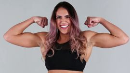 CrossFit Instructor Courtney Roselle Knows She's Jacked, and Isn't Afraid to Flaunt It