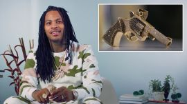 Waka Flocka's Jewelry Collection Includes an $80,000 Diamond-Covered Rooster