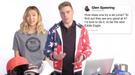U.S. Olympic and Paralympic Athletes Answer Olympics Questions From Twitter