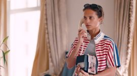 Alicia Vikander Has All the Answers . . . Or Does She? Watch the Magic Diner Part II