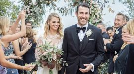 Never Before Seen Photos From Kate Upton's Wedding
