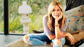Jennifer Aniston's Designer Breaks Down Jen's New Home with Justin Theroux