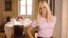 Donatella Versace on Her Brother Gianni and the Future of Fashion