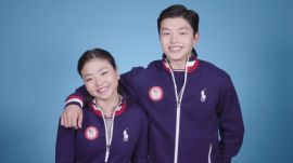 Meet the 'Shib Sibs': Olympic Ice Dancers Maia and Alex Shibutani