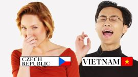 70 People Reveal How To Sneeze and Say 'Bless You' in 70 Countries
