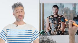 Thor: Ragnarok's Director Breaks Down a Fight Scene