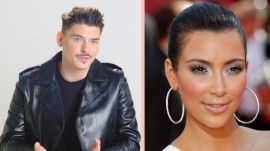 Kim Kardashian's Makeup Artist Mario Breaks Down Her Makeup Looks