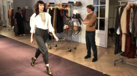 The Making of Natacha Ramsay-Levi's Sophomore Chloé Collection
