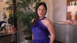 Watch Daniela Vega, the First Trans Oscars Presenter, Try on Dresses For the Big Night