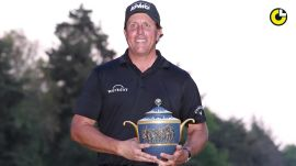 Phil Mickelson's Oscar-deserving performance