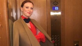 Behind-the-Scenes at the Fall 2018 Givenchy Show in Paris With Karen Elson