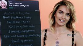 Paris Jackson Creates the Playlist of Her Life