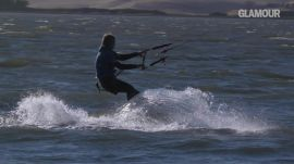 Episode 3: Mikaya Heart Started Kitesurfing When She Was 52-years-old