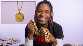 Fetty Wap's Jewelry Collection Will Blow Your Mind