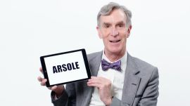 Bill Nye Teaches You Science Slang