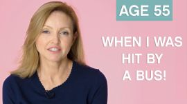 70 Women Ages 5-75 Answer: What Was the Scariest Moment of Your Life?