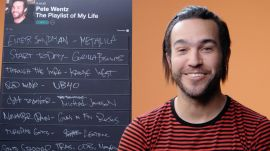 Pete Wentz Creates The Playlist of His Life