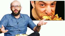 Binging with Babish Host Andrew Rea Reviews The Internet's Most Popular Food Videos