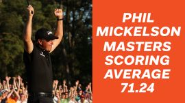 The 8 statistical favorites to win the Masters