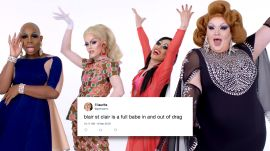 RuPaul's Drag Race Cast Competes in a Compliment Battle