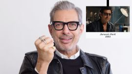 "Jeff Goldblum Breaks Down His Career, From ""Jurassic Park"" to ""Isle of Dogs"""