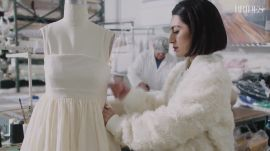 How a Houghton Wedding Dress is Designed and Made