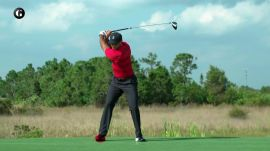 The Miracle of Tiger Woods' Golf Swing