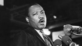 Martin Luther King, Jr.,'s Final Speech