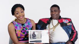 Tiffany Haddish and Tracy Morgan Explain Their Instagram Photos