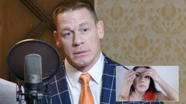 John Cena and Ike Barinholtz Narrate a Makeup Tutorial