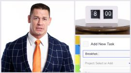 Everything John Cena Does in a Day
