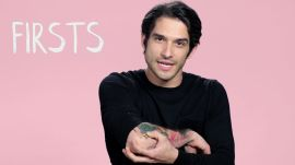 Tyler Posey Shares His Firsts